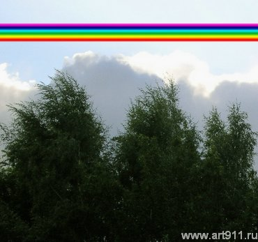 Photoshop idejas Rainbow_05